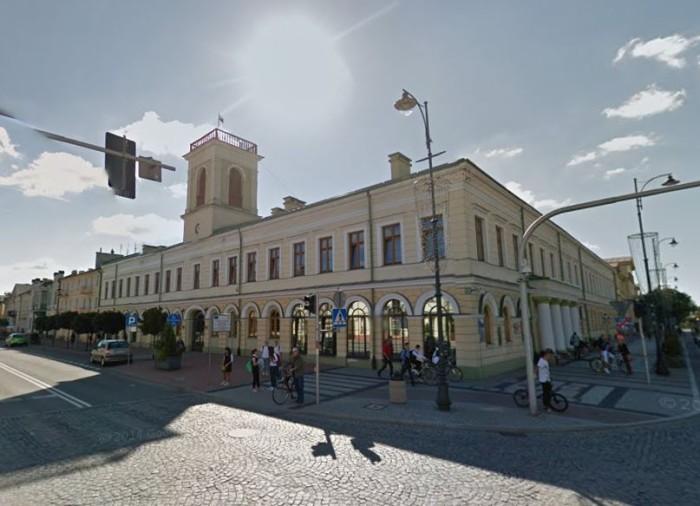 Wydział Komunikacji w Suwałkach