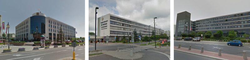 Wydziały Komunikacji w Warszawie